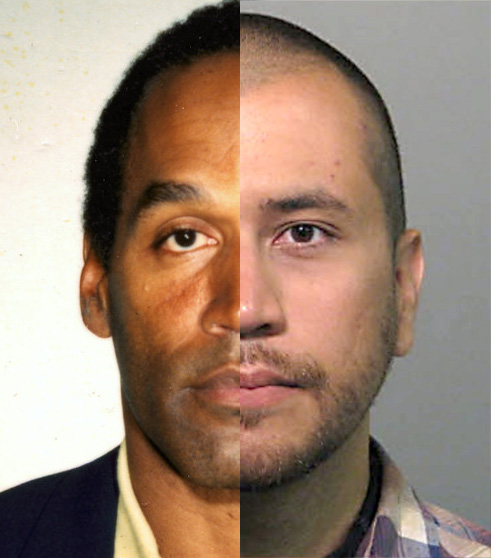 Simpson vs Zimmerman